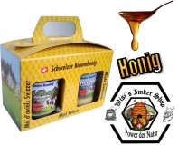 Giftbox with 2 x 500g Honey