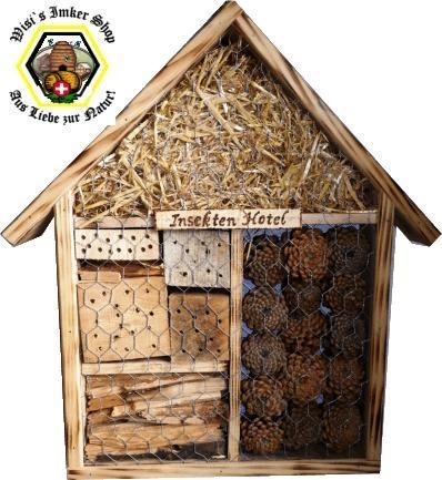 insektenhotel gross da insekten nicht nur ein hote honig. Black Bedroom Furniture Sets. Home Design Ideas